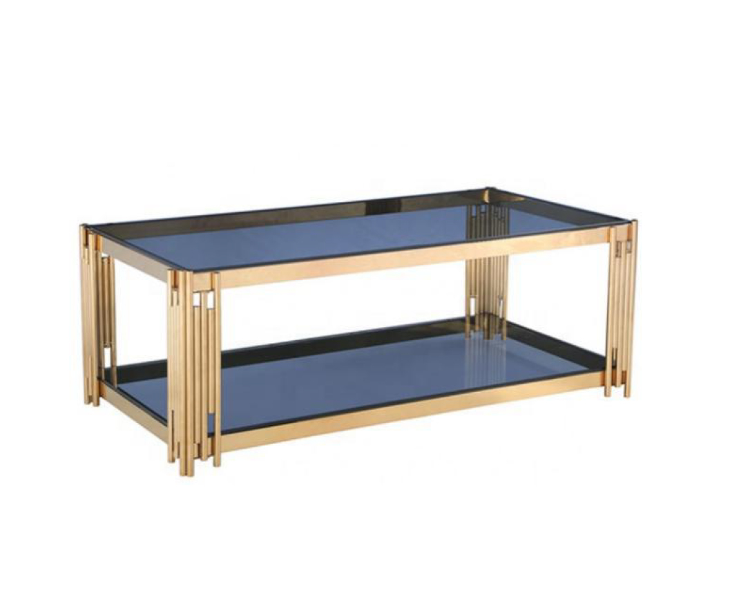 Royal Crest Gold Coffee Table Coffee Tables For Sale Glass Coffee Table [ 852 x 1057 Pixel ]