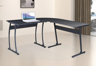 George Office L-Shaped Desk