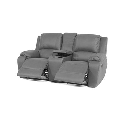 Lyla 2 Seater Recliner with Console
