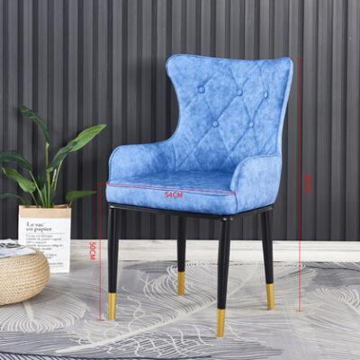 Nolita Chesterfield Dining Chair
