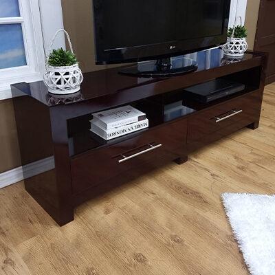 Colton Plasma TV Stand 2D