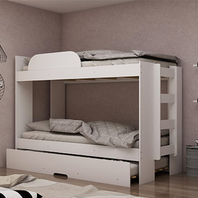 Peace Double Bunk Bed